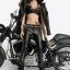 HotPlus HP047 Motocycle Jacket Girl thumbnail 2