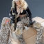 VERYCOOL VCF-2030 DIGITAL CAMOUFLAGE WOMEN SOLDIER - MAX thumbnail 18