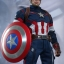 HOT TOYS MMS281 Avengers: Age of Ultron - Captain America thumbnail 2