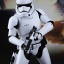 Hot Toys MMS317 STAR WARS: THE FORCE AWAKENS - FIRST ORDER STORMTROOPER thumbnail 12