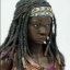ThreeZero 3Z0019 AMC The Walking Dead - Michonne thumbnail 21