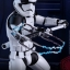 Hot Toys MMS428 STAR WARS: THE LAST JEDI - EXECUTIONER TROOPER thumbnail 7