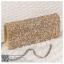 bs0010 กระเป๋าคลัช สีทอง กระเป๋าออกงานพร้อมส่ง ราคาถูกกว่าเช่า แบบสวยๆ ดูดีเหมือนดาราใช้ thumbnail 1