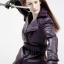 POPTOYS F15-D PURPLE (The Nikita female agent leather suit thumbnail 1