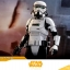 06/07/2018 Hot Toys MMS494 SOLO: A STAR WARS STORY - PATROL TROOPER thumbnail 10