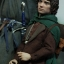 Asmus Toys LOTR014S THE LORD OF THE RINGS - FRODO BAGGINS thumbnail 2