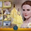 Hot Toys MMS422 BEAUTY AND THE BEAST - BELLE thumbnail 2