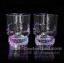 แก้วเรืองแสง แก้วมีไฟ รูปหัวกะโหลก ขนาด 400ml thumbnail 1