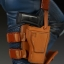 Deathstroke - Premium Format™ Figure by Sideshow Collectibles thumbnail 17