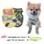 เสื้อสุนัข-แมว เสือยืดแฟชั่น Size : XL แพค 2 ชิ้น (ลายทหารสีเขียว,สีรุ้ง) ฟรีปลอกคอสุนัข-แมว (คละลาย)