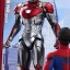 21/07/2017 Hot Toys MMS427D19 SPIDER-MAN: HOMECOMING - IRON MAN MARK XLVII thumbnail 7