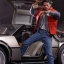Hot Toys MMS257 Back to the Future: Marty McFly thumbnail 2