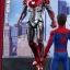 21/07/2017 Hot Toys MMS427D19 SPIDER-MAN: HOMECOMING - IRON MAN MARK XLVII thumbnail 1