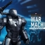 Hot Toys MMS331D13 IRON MAN 2 - WAR MACHINE thumbnail 13