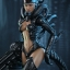 Hot Toys HAS002 AVP - ALIEN GIRL thumbnail 5