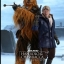 Hot Toys MMS376 STAR WARS: THE FORCE AWAKENS - HAN SOLO & CHEWBACCA thumbnail 2