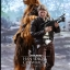 Hot Toys MMS376 STAR WARS: THE FORCE AWAKENS - HAN SOLO & CHEWBACCA thumbnail 4