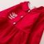Pre-order ปลีก เสื้อคลุม / Size 110 /สีแดง thumbnail 7