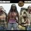 ThreeZero 3Z0019 AMC The Walking Dead - Michonne thumbnail 6
