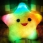 หมอนเรืองแสง หมอนมีไฟรูปดาว 5 แฉก กระพริบสลับสี thumbnail 4
