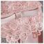 sd1071 ขาย ชุดงานหมั้น สีชมพู สวยหวานหรูกับผ้าลูกไม้อย่างดี กระโปรงทวิสต์ ผ้าซาตินเนือ้เงา น่ารักมากค่ะ thumbnail 6