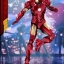 Hot Toys MMS462D22 IRON MAN 2 - MARK IV WITH SUIT-UP GANTRY thumbnail 18