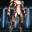 Hot Toys MMS197D02 IRON MAN 3 - MARK XLII thumbnail 2