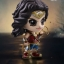 Hot Toys COSB392 JUSTICE LEAGUE - WONDER WOMAN thumbnail 2