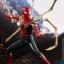 Hot Toys MMS482 AVENGERS: INFINITY WAR - IRON SPIDER thumbnail 11