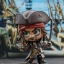 Hot Toys COSB373 PIRATES OF THE CARIBBEAN: DEAD MEN TELL NO TALES - JACK SPARROW (FIGHTING POSE VERSION) thumbnail 2