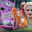 Hot Toys MMS407 SUICIDE SQUAD - HARLEY QUINN (PRISONER VERSION) thumbnail 2