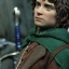 Asmus Toys LOTR014S THE LORD OF THE RINGS - FRODO BAGGINS thumbnail 3