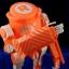 ThreeA G.I.D ORANGE F.I.R.E.FLY DROPCLOTH 1.5U (สีส้ม) thumbnail 4