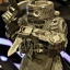 ThreeA WWRp Caesar USMC 1/12th scale world war robot thumbnail 1