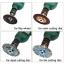 G09 ชุดแปลงสว่านเป็นหัวขัด - ตัด DIY แกน 6 มิล thumbnail 6