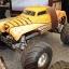 Monster-Mutt : 1/10 Monster Jam Replica Monster Truck # 3602R thumbnail 7