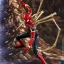 Hot Toys MMS482 AVENGERS: INFINITY WAR - IRON SPIDER thumbnail 13