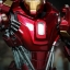 Hot Toys PPS002 IRON MAN 3 - POWER POSE RED SNAPPER thumbnail 14