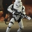 Hot Toys MMS326 SW:THE FORCE AWAKENS - FIRST ORDER FLAMETROOPER thumbnail 9