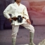 Hot Toys MMS297 STAR WARS: EPISODE IV A NEW HOPE - LUKE SKYWALKER SE thumbnail 1
