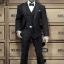 POPTOYS X24A/B Captain America Business Suit / Two Kind thumbnail 6