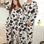 ชุดนอนคู่รักลายวัว thumbnail 1