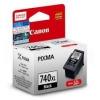 ตลับหมึกแท้ Canon 740XL สีดำ Black ราคา 690 บาท
