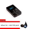 ขาย xDuoo X2 + HAVI B3 pro2 ชุด Combo Set ที่ดีที่สุดสำหรับการฟังเพลงของคุณ