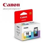 ตลับหมึกอิงค์เจ็ท Canon CL98 หมึกสี (ของแท้)