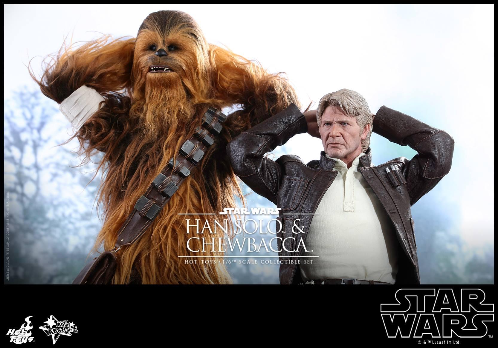 Custom 1//6 Scale Harrison Ford Han Solo Head Sculpt For Hot Toys Figure Body