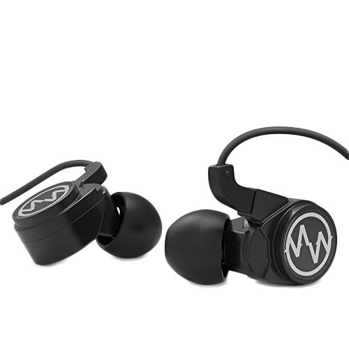 ขาย Macaw GT100S หูฟังระบบ inverted dynamic driver ตัวแรกของโลก รองรับมือถือ Smartphone (สีดำ)