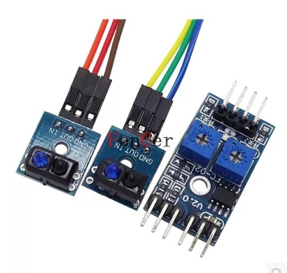 2-way black and white line tracking sensor