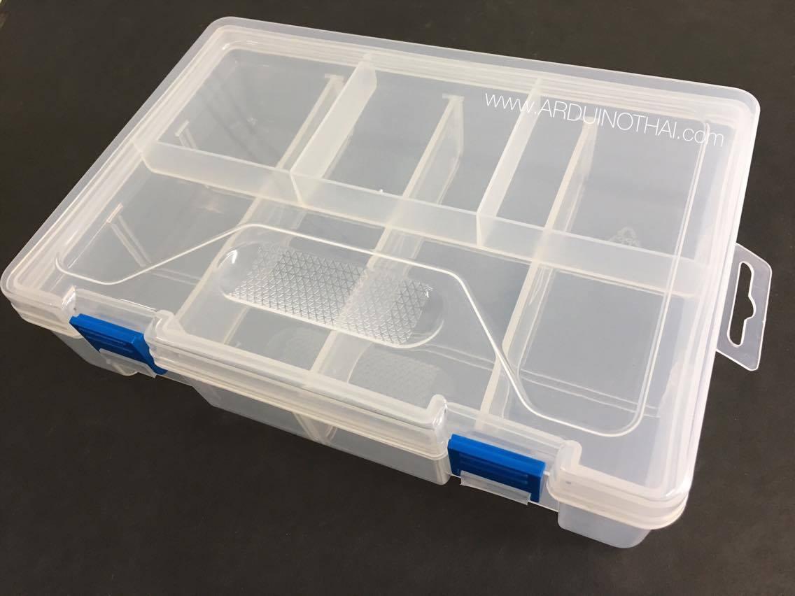 กล่องเก็บชิ้นส่วนอิเล็กทรอนิกส์ขนาดเล็ก