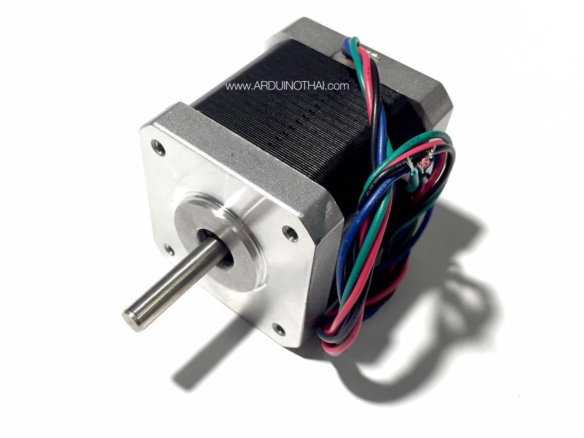 Stepper Motor single shaft 42 hybrid 2 phase 4 wire (17HS8401NTB)
